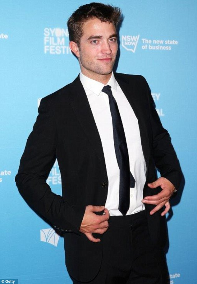 Still got it! Actor Robert Pattinson sent Sydney into mass hysteria on Saturday night for the premiere of his low budget Australian film The Rover