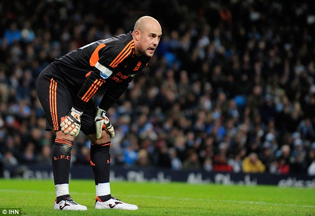 Heading back? Pepe Reina could return to Liverpool after Napoli refused to meet the Reds' valuation