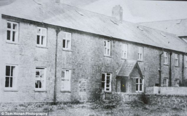 Mystery: The issue of possible mass graves at mother and baby homes across the country has made global headlines since details of 796 babies who died at the home in Tuam (pictured), Co. Galway, were revealed