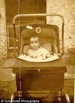 Cherry-picked: Mary Lawlor was adopted as a baby in the 1960s