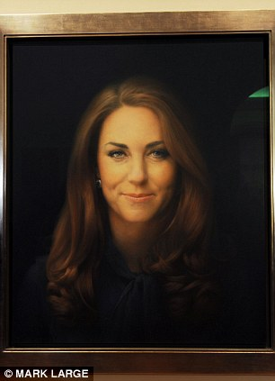 'Rotten and catastrophic': Kate's first official portrait