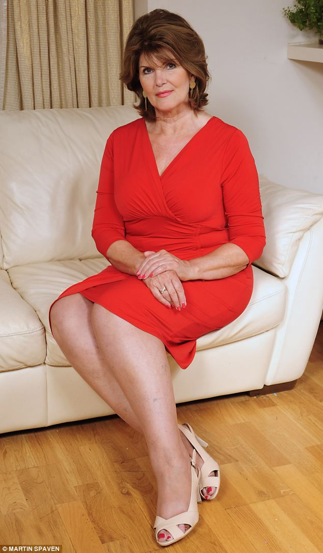 Quick fix: Within weeks of her hypnotherapy session Jane, 65, had stopped experiencing psoriasis on her hands and feet
