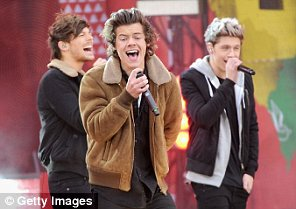 Young fans think One Direction is one of the best things about the UK