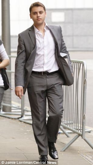 Michael Poole, 28, was hired as a 'fixer' to ensure prostitutes were willing to carry out client demands