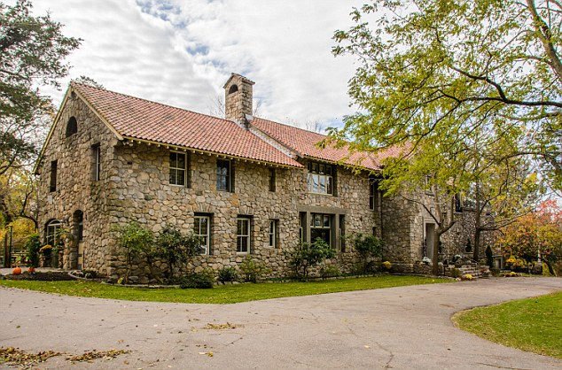 Restored: This 1920s mansion is on the market for $2.1million