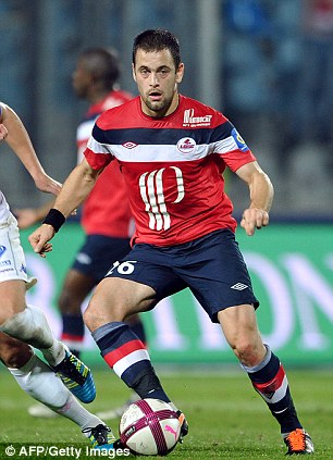 Lille: Despite a strong spell, Cole never made the move permanent