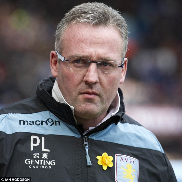 Interested: Paul Lambert thinks that the former England playmaker still has something to offer in the top flight