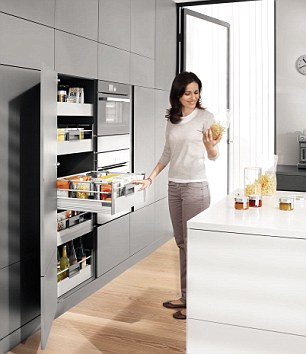 Turn it up: Turning up the temperature of your fridge and filling it will jugs of water could help save energy