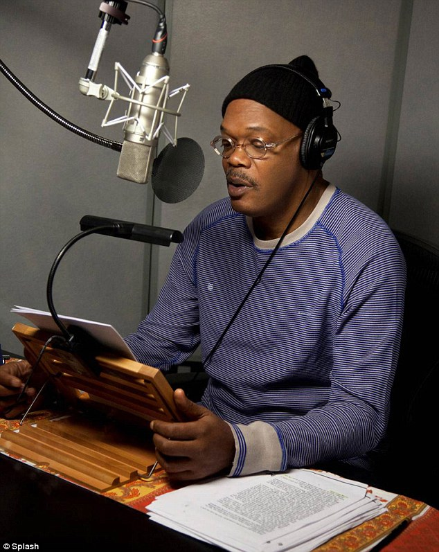 It's not pulp fiction: Samuel L. Jackson's hilarious audio recording of bestseller Go The F*** To Sleep is being given away free by publisher Audible in the run up to Father's Day on Sunday