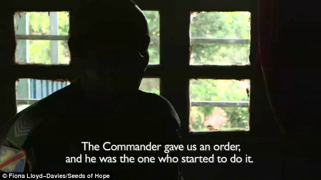 Explanation? He claims he was acting under orders. In May, just two of the thousands of soldiers were found guilty