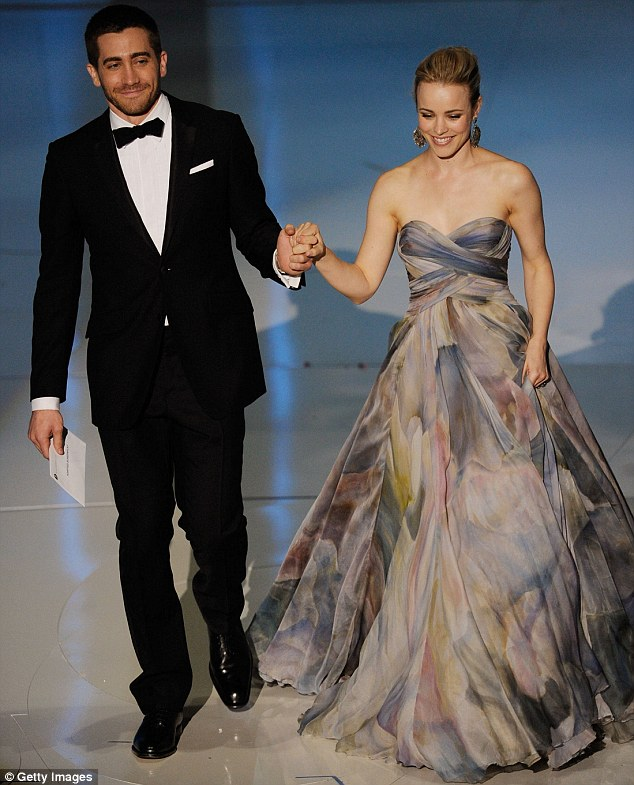 History: The pair pictured together presenting at the Academy Awards in 2010