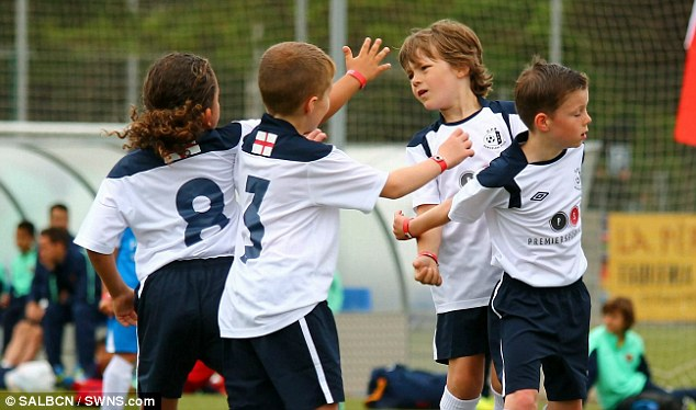 Future: West Ham have reportedly signed six of Upminster's players on the back of the tournament win