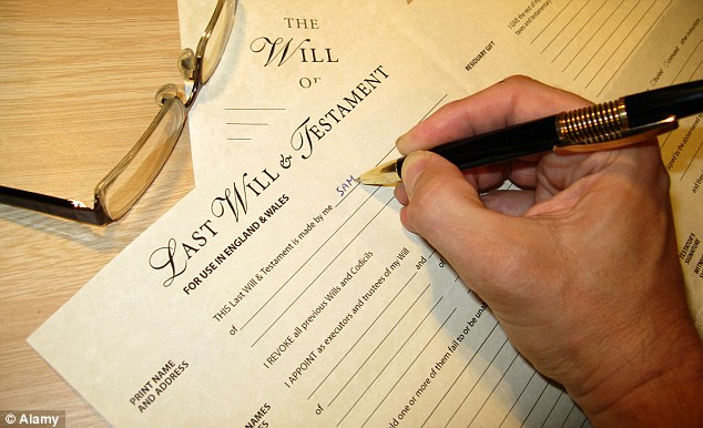 There's a way: Leaving loyalty points to a loved one can be done at times - and it is often helpful if you mention the benefactor in your will