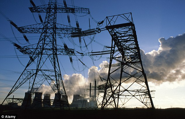 Keeping the lights on: National Grid says we have enough capacity to keep the lights on even if there is a huge power surge during the world cup