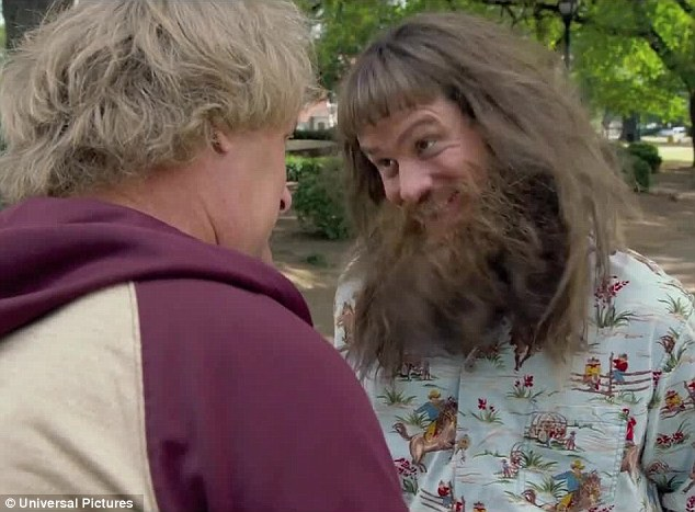 He's back: Jim Carrey reveals he has been faking illness for a gag for two decades in the new Dumb And Dumber To trailer