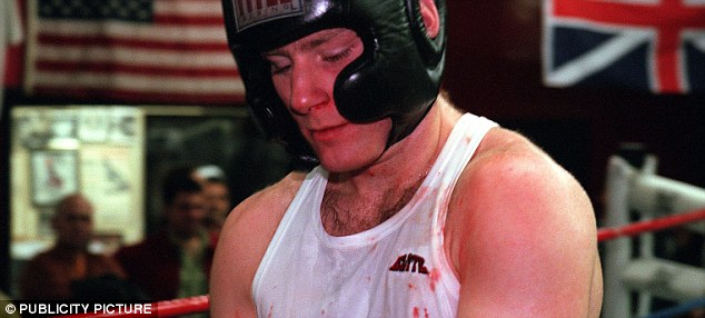 Blood and Money: White collar boxing TV series