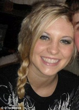 Loss: Nursing student Holly Bobo was seen being led from her Tennessee home in April 2011