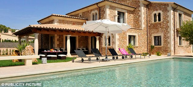 Properties: This Majorca villa was available through Villa Parade which is now bankrupt