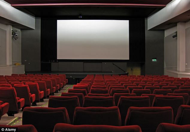 A night at the flicks? Cinemas could be left empty while people are enjoying the World Cup