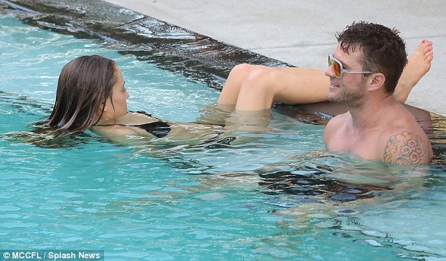 Are they engaged? While Ryan has told friends their relationship is serious they have not yet confirmed engagement rumours