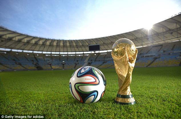 ITV scores: The broadcaster's shares were boosted by broker comment on World Cup advertising strength.