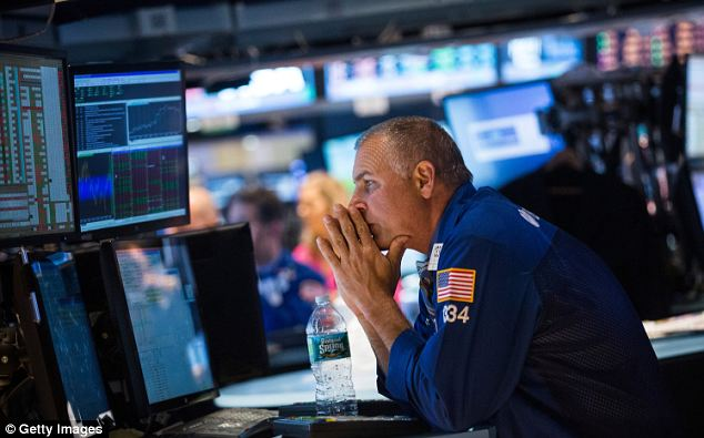 fresh retreat: Opening falls by US stocks failed to dent a modest rally by the FTSE 100 index in afternoon trade.
