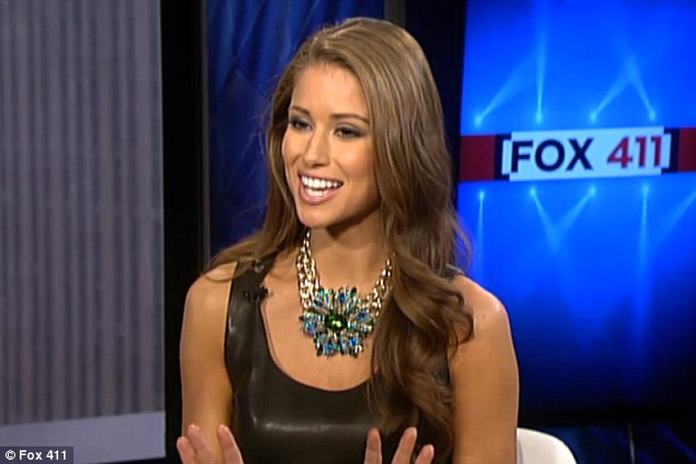 Cheater? Newly-crowned Miss USA Nia Sanchez answered questions about her Nevada residency in an interview with Fox News