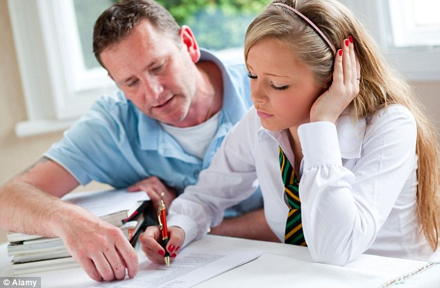 Researchers found that parents who were more educated spent their time helping with homework, while those deemed less educated did not tend to engage with learning activities