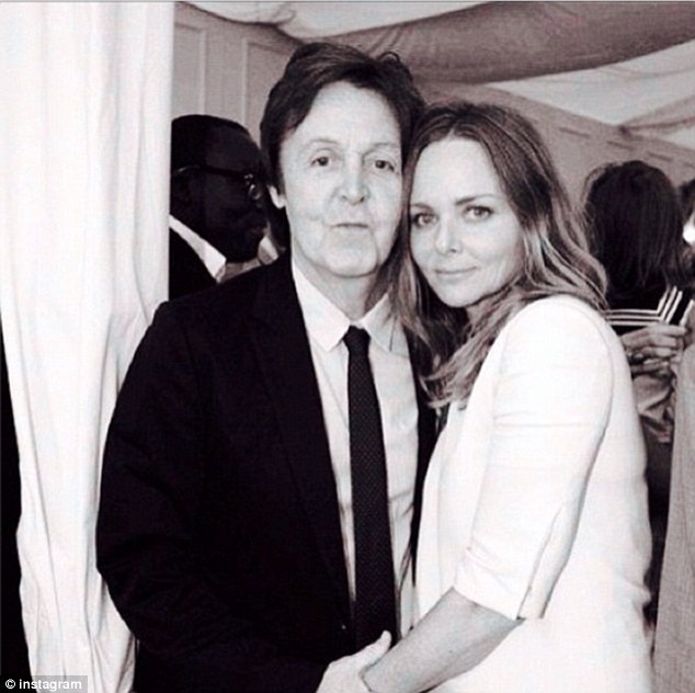 'Papa Smurf x Stella': Stella McCartney wished her famous dad Paul McCartney a happy Father's Day