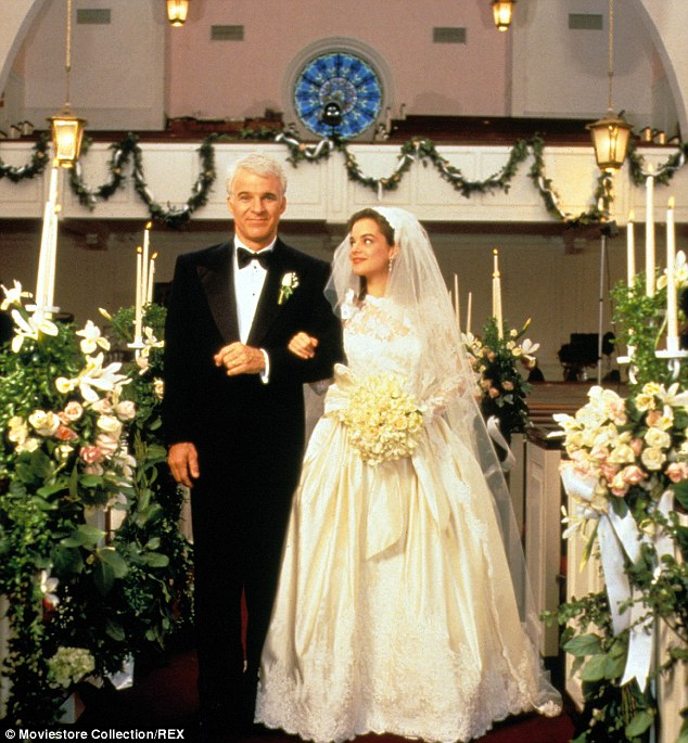 Not happening: Steve Martin insisted he has not been approached about making Father Of The Bride 3