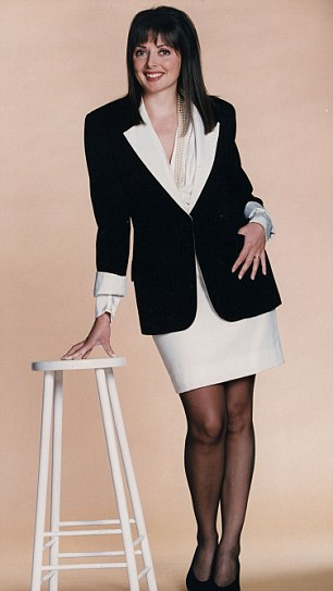 Remember when? Carol is best known for co-hosting the popular game show Countdown for 26 years from 1982 until 2008