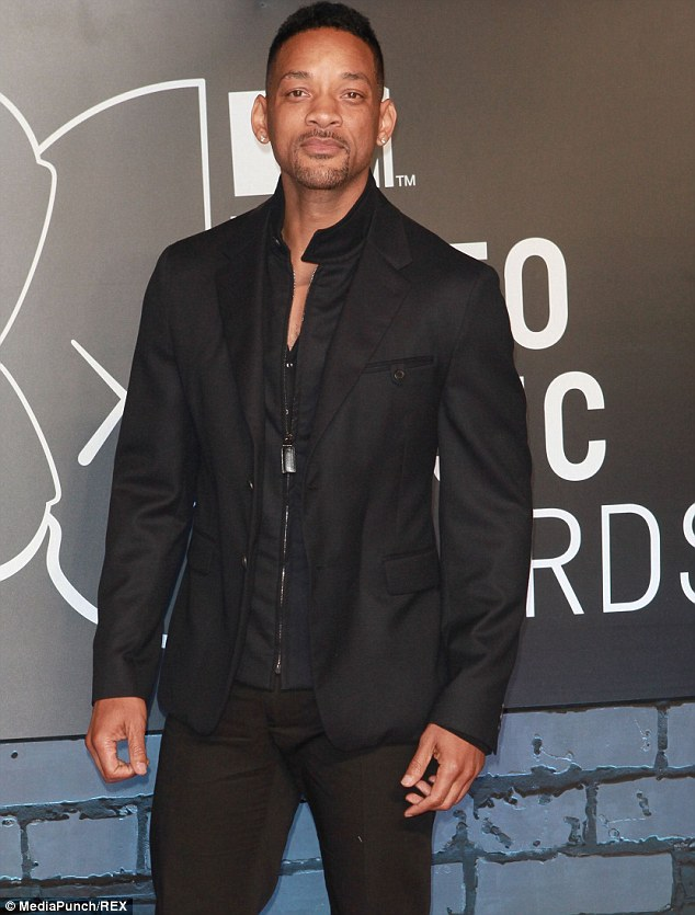 Being replaced? Will Smith, 45, was originally cast for the project but recently bowed out of the role