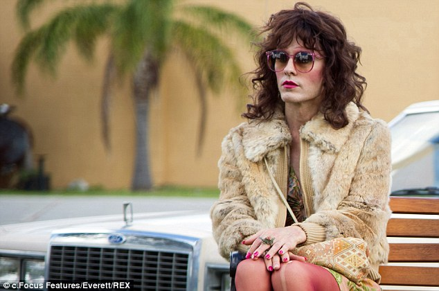 Award-winning: Leto's name has not been attached to a project since he took home the Oscar for Best Supporting Actor for his role as transgender character Rayon in the Dallas Buyers Club