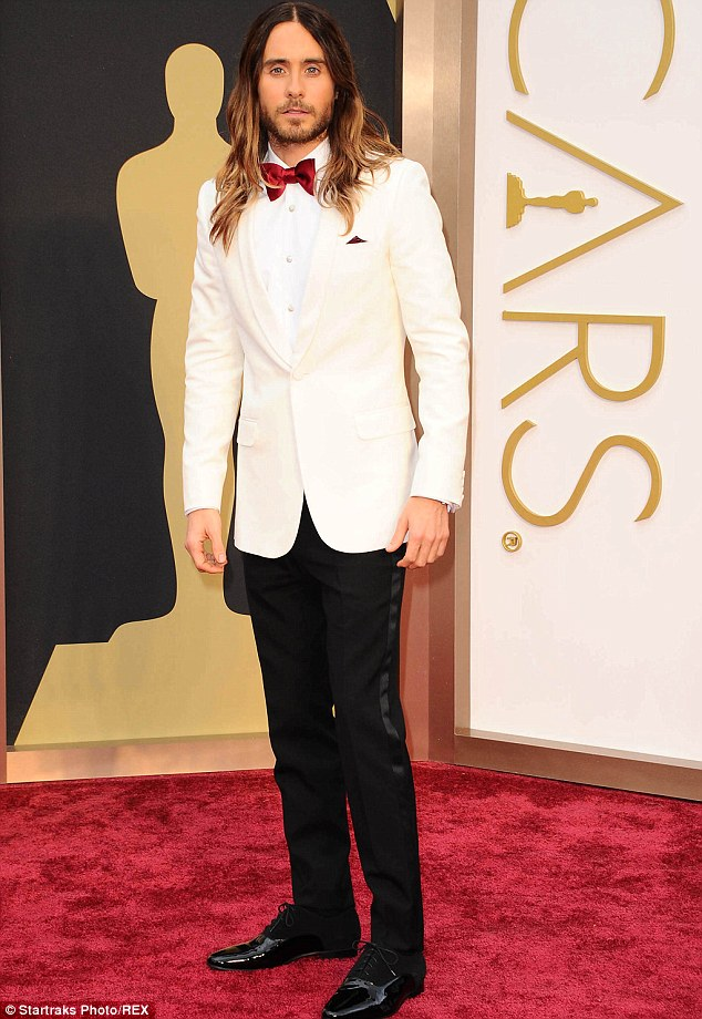 Next big role? According to Deadline, 42-year-old Jared Leto is in early talks to star in the upcoming sci-fi thriller Brilliance