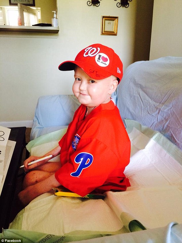 Good news: Josh Hardy from Fredericksburg, Virginia, who was battling cancer and an accompanying infection, is ditching the dialysis after a few months on the drug brincidofovir, which is being developed by Chimerix Inc.