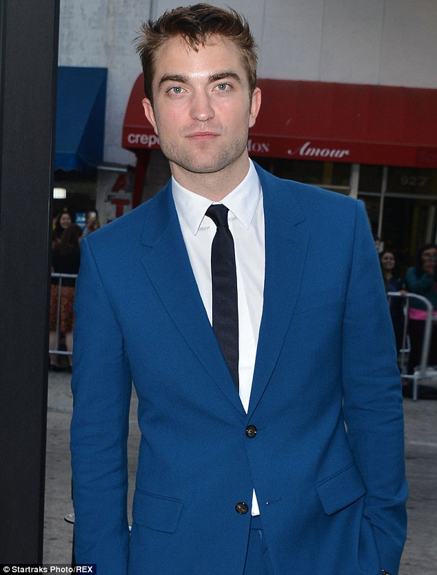 Forced to clarify: Robert Pattinson has scotched claims he is to appear as the new Han Solo in Star Wars