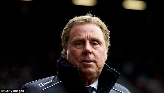 Don't get excited! QPR boss Harry Redknapp claims the 2010 England team is better than this year's