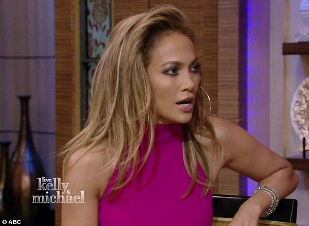 'We've all had our stuff': Jennifer Lopez revealed she dreams of having met the love of her life at high school