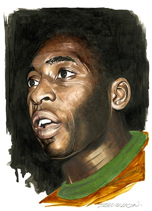 Jewel in the collection: The portrait of Pele