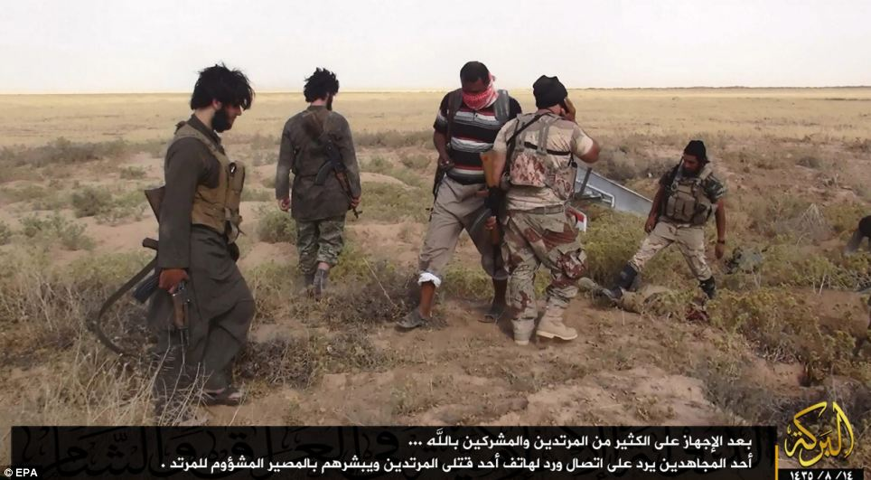 The Islamic State of Iraq and the Levant claimed it has taken control of the key border areas near Tal Afar