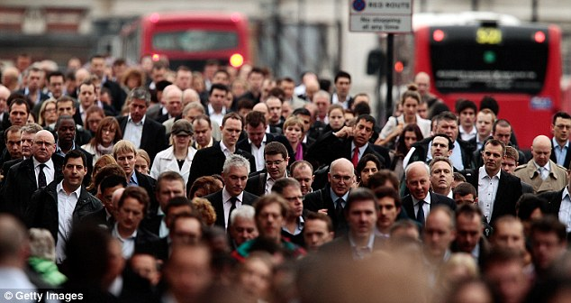 Millions more: Over 3.5million people have been enrolled onto automatic pensions, but fears are rising that smaller employers won't be able to cope.