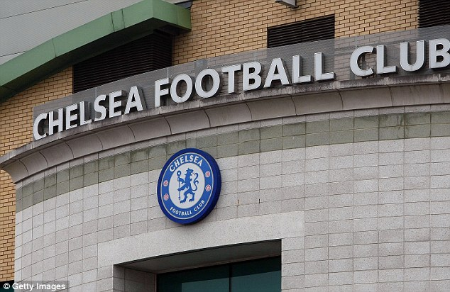 Home: Chelsea have spent 109 years at Stamford Bridge since the club was founded in 1905