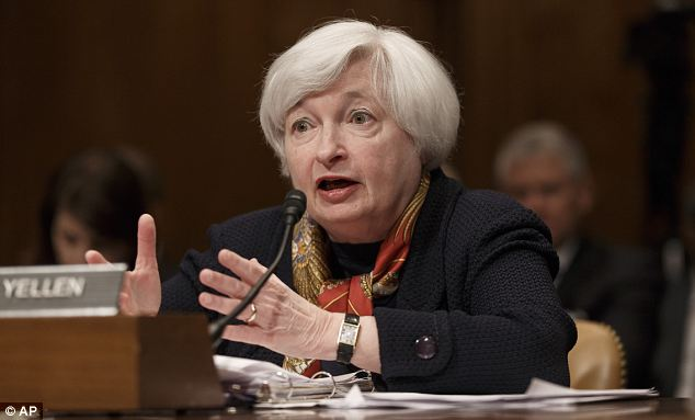Fed watch: Surprisingly high US inflation rate for May has sparked speculation that the central bank headed by Janet Yellen could become more 'hawkish' about when it starts raising interest rates