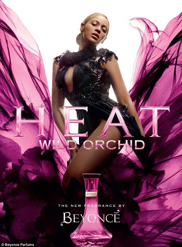 Turning up the heat! Superstar Beyonce, who has been keeping away from the limelight lately, has just unveiled her new fragrance campaign for Heat Wild Orchid, which lands in stores in August