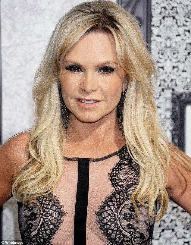 Money troubles? Real Housewives of Orange County star Tamra Barney Judge is trying to make some extra cash by selling her used clothes on eBay