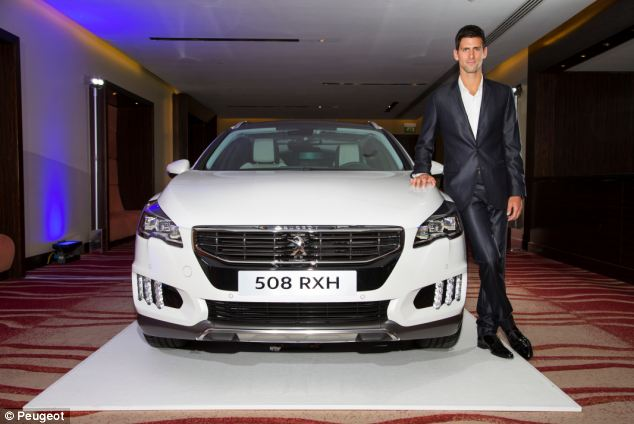 Market: Mr Picat made his comments as Peugeot held its first ever global international car launch in the UK ¿ that of the new, more upmarket, 508