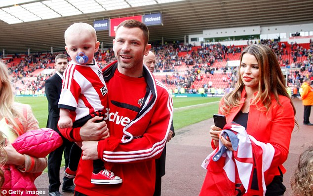 Gone: Phil Bardsley is another one to have moved on