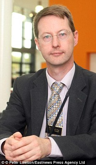 Dr Rory Fox, headteacher at Ryde Academy on the Isle of Wight, defended the school's uniform policy and said it helped behaviour issues in classes