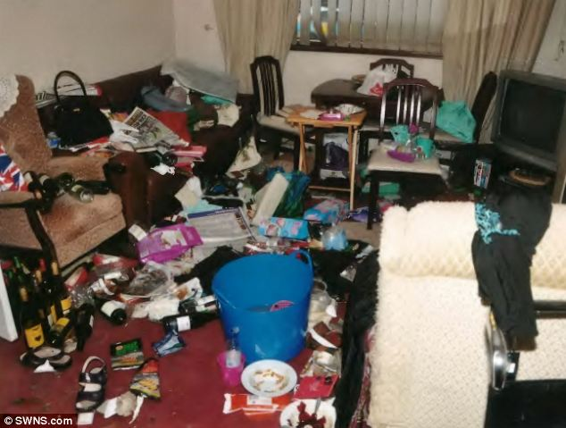 Pensioner Rita Holroyd was left to live in squalid conditions by her daughter Christine Holroyd, who has now been sentenced to three months in jail, suspended for a year