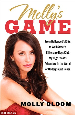 Poker princess: Bloom says that since 2011, she's returned to 'a life that has meaning and substance' and works for a friend's business earning $19 an hour